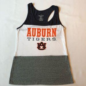 Tank Top with Auburn Tigers Logo